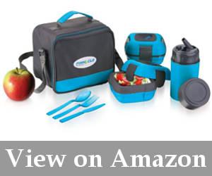 handy multi-use lunch kit