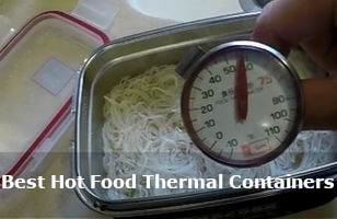 best hot food thermal containers