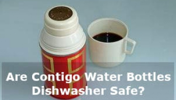 Are Contigo Water Bottles Dishwasher Safe?